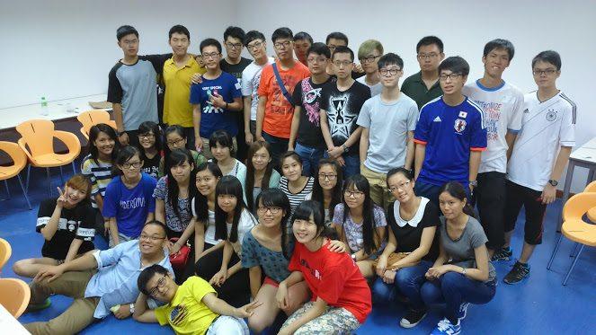 Freshmen Orientation 4