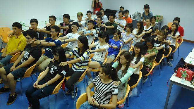 Freshmen Orientation 5
