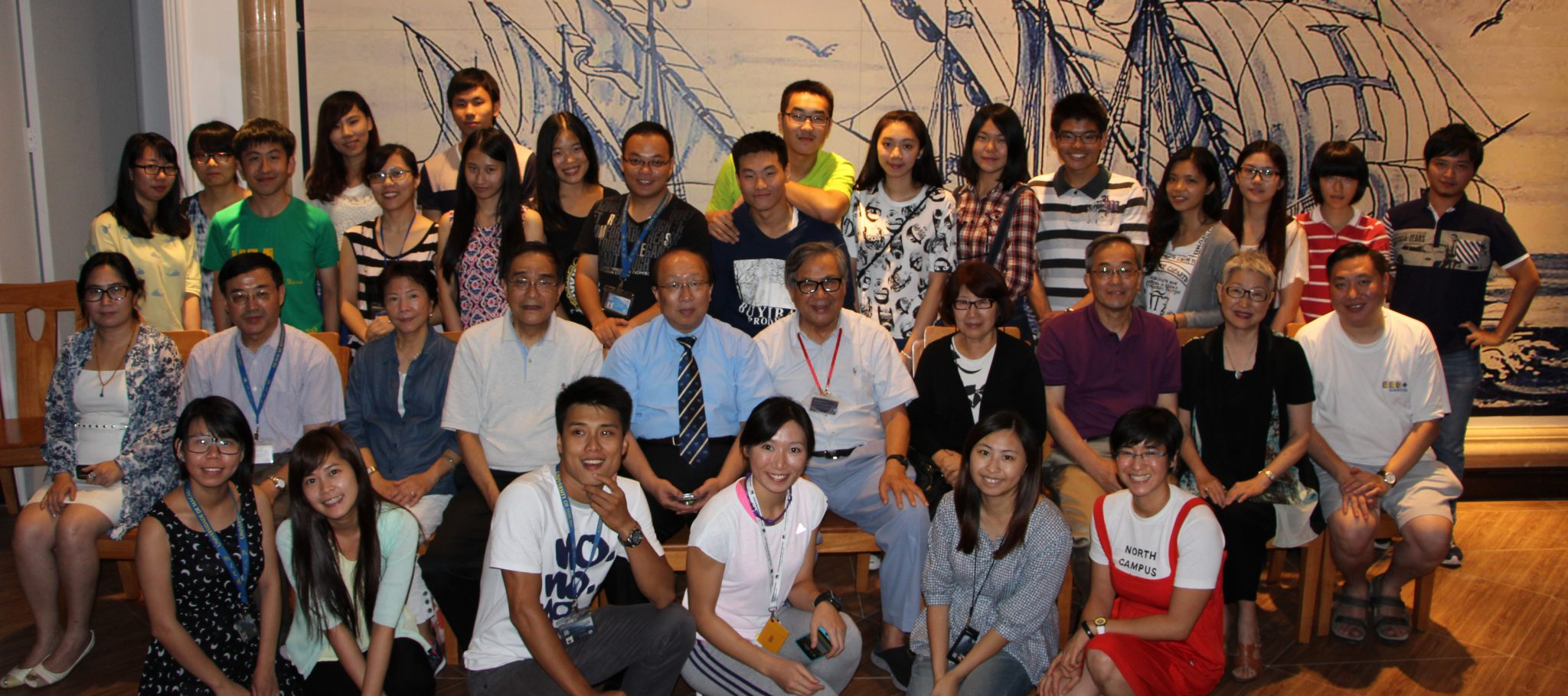 Rector Talk and Dinner 1