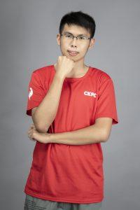 Huang Junyi 黃俊毅 (Jarret)
